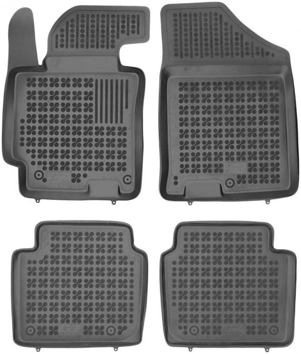 Covorase cauciuc tip tavita Hyundai Elantra (2010-2016) [0]