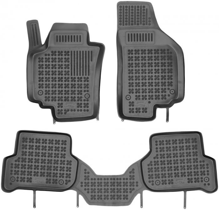 Covorase cauciuc tip tavita Seat Altea 5P XL (2006-2015) [0]