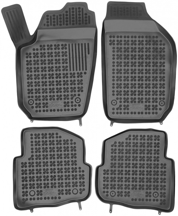 Covorase cauciuc tip tavita Seat Cordoba 6L (2002-2008) [0]