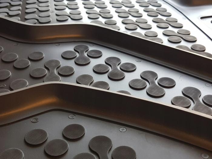 Covorase cauciuc tip tavita Citroen C3 (2002-2009) [4]