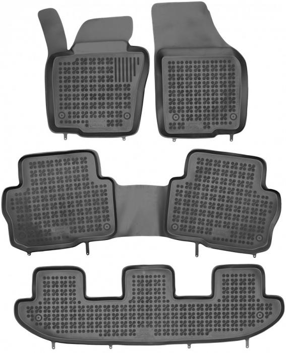 Covorase cauciuc tip tavita VW Sharan 2 (2010- ) tip 7N - 7 loc [0]