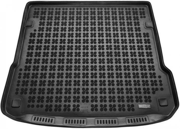 Tavita portbagaj cauciucAudi Q7 2005- [0]