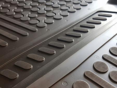 Covorase cauciuc tip tavita Mini F56 (2014- ) [2]