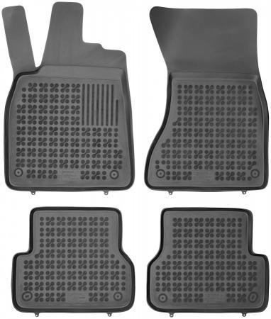 Covorase cauciuc tip tavita Audi A6 C7 4G (2011-2018) [0]