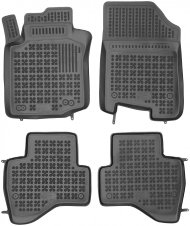 Covorase cauciuc tip tavita Citroen C1 (2008-2014) [0]