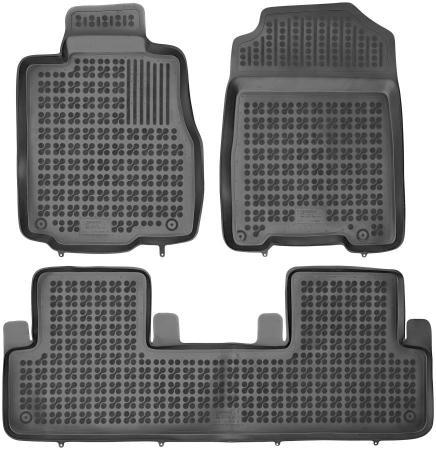 Covorase cauciuc tip tavita Honda CR-V IV (2011-2018) [0]