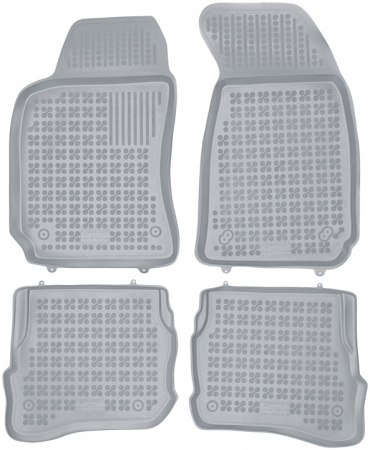 Covorase cauciuc gri tip tavita VW Passat B5 / B5.5 (1996-2005) [0]