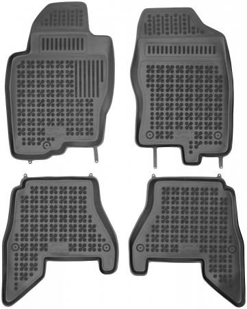 Covorase cauciuc tip tavita Nissan Pathfinder III (2005- ) [0]