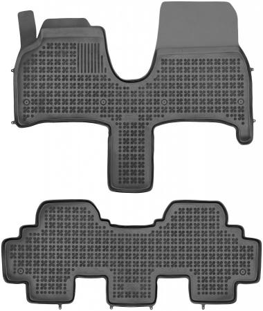 Covorase cauciuc tip tavita Peugeot 807 (2002-2014) [0]