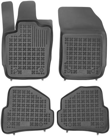 Covorase cauciuc tip tavita Audi A1 (2010-2018) [0]