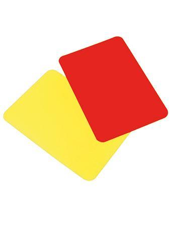 Set cartonase arbitru 37405 0