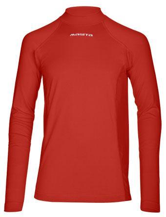 Bluza corp rosie maneca lunga ideala confort termic - Masita.ro 0