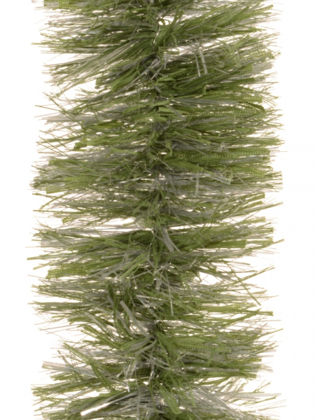 Beteala 50 mm model clasic verde mat cu argintiu [0]