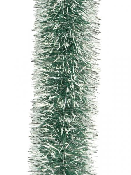 Beteala 75mm model clasic verde cu varfuri albe [0]