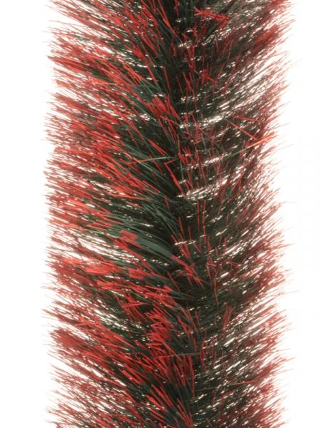 Beteala 75mm model clasic verde cu varfuri rosii [0]