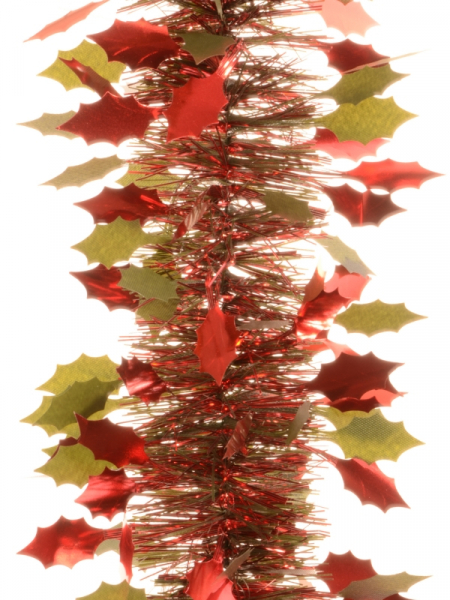 Beteala Agrifoglio cu frunze verzi si rosii 110 mm [0]