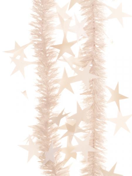 Beteala alba six-ply cu stele mari 30 mm 0
