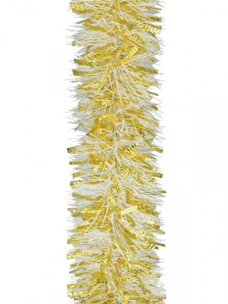Beteala fin-lat 75mm  alb auriu 0