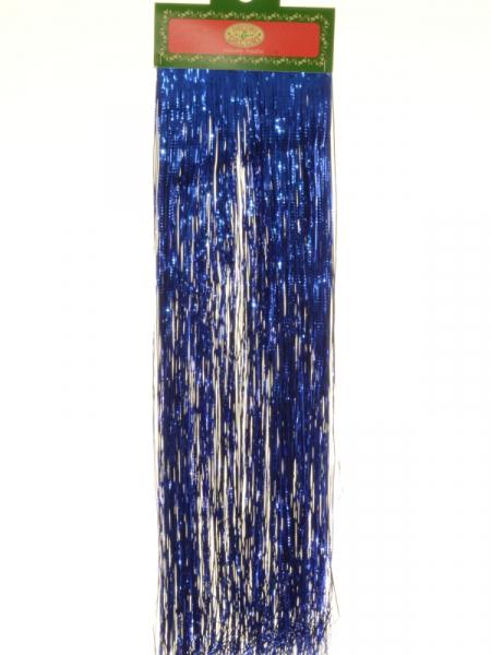 Beteala lametta albastra 48 cm 0