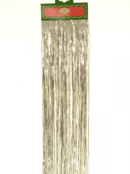 Beteala lametta argintie 48 cm [0]
