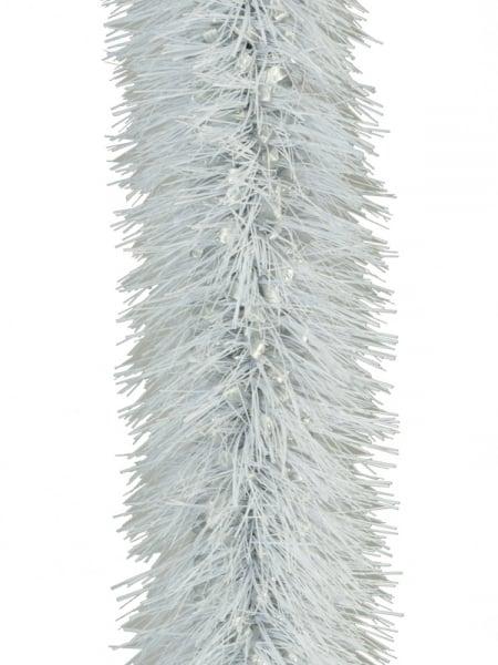 Beteala Maxi Spirala 100mm alb - argintiu 0