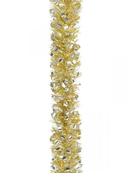 Beteala Maxi-Spirala 50mm lungime 2m auriu argintiu 0