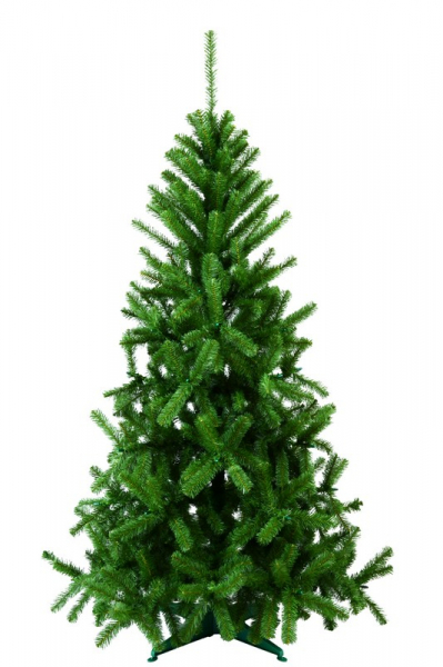Brad artificial de Craciun Babbo Natale 180cm verde [0]