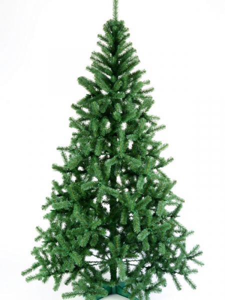 Brad artificial de Craciun Cimone 230cm verde 0