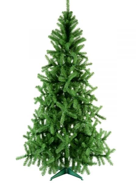 Brad de Craciun artificial Babbo Natale 230cm verde 0