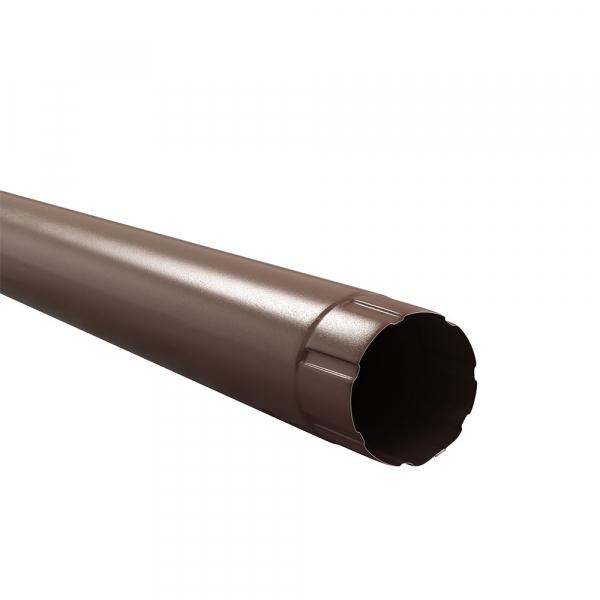 Burlan otel sectiune 90mm Sistem pluvial Bilka [0]