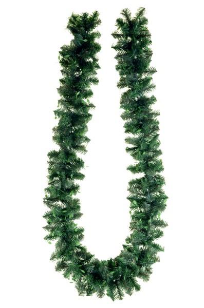 Ghirlanda Cosmos verde cu diametrul 200 mm 400 crengute cu frunze verzi 1