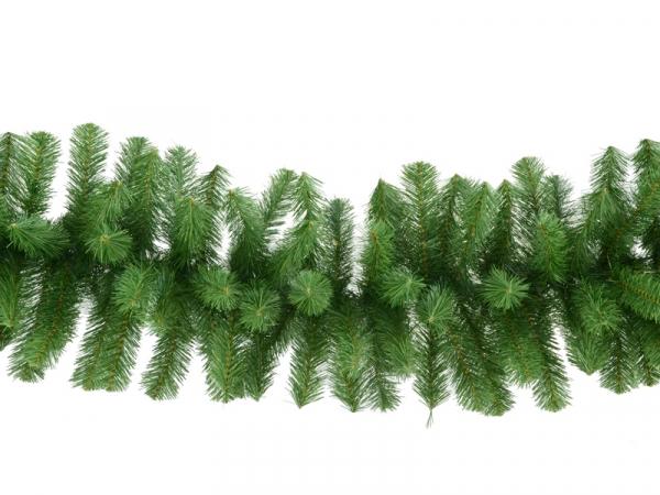 Ghirlanda Cosmos verde diametru 300 mm lungime 275cm cu 402 crengute 0