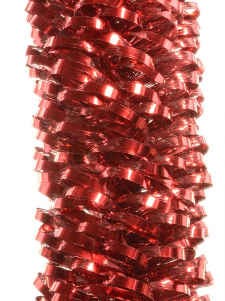 Ghirlanda Spirale 80mm rosie 0