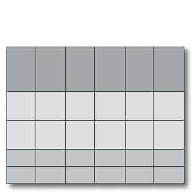 Pavaj Rettango combi 6cm gri bazalt 1