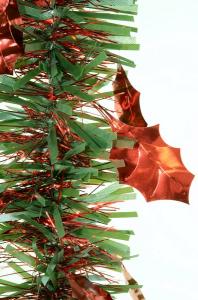 Beteala Agrifoglio Max 75mm verde cu frunze rosii [1]