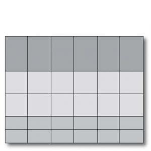 Pavaj Rettango combi 6cm gri bazalt1