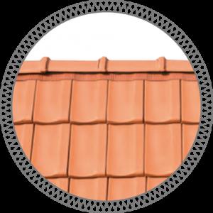 Tigla ceramica Mladost pentru coama1