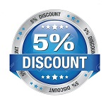 Discount 5%