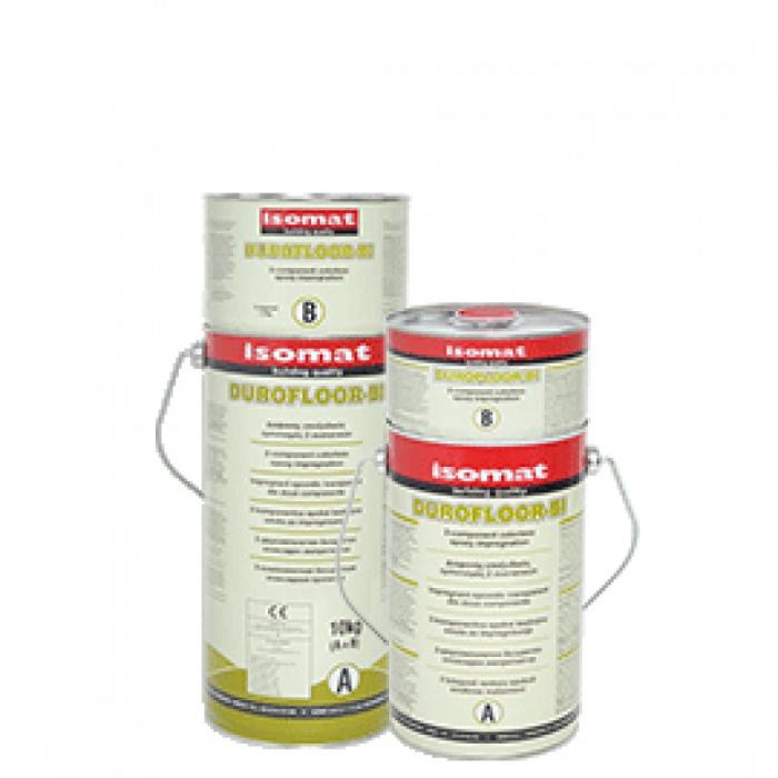 Impregnant stabilizator pentru pardoseli din beton si sape Durofloor Bi, Isomat, transparent, 4 kg [0]