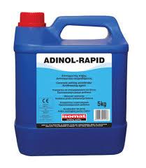 Accelerator de priza cu utilizare larga, agent contra inghetului pentru beton, Isomat, Adinol-Rapid, 5kg 0
