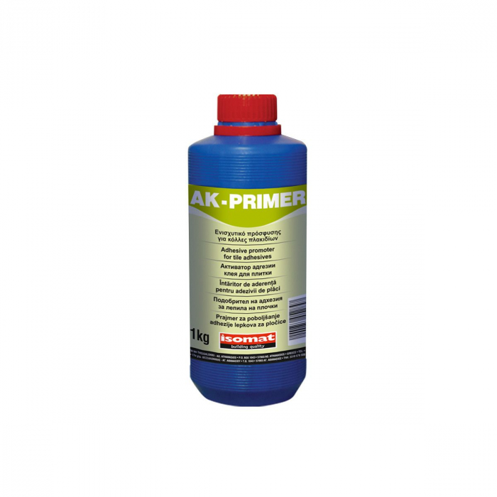 Grund de aderenta pentru adezivi, Ak primer, Isomat, 5 kg 0