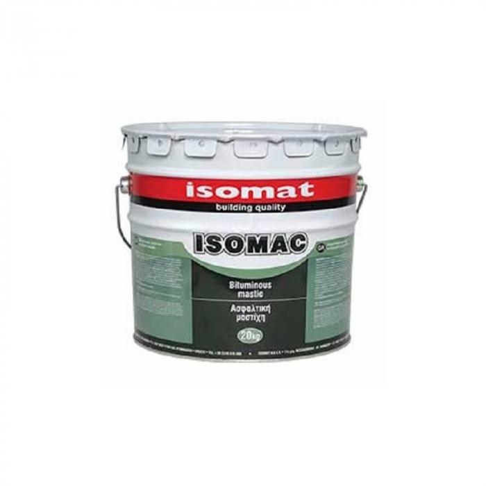 Mastic bituminos de etansare Isomac, Isomat, 20 kg 0