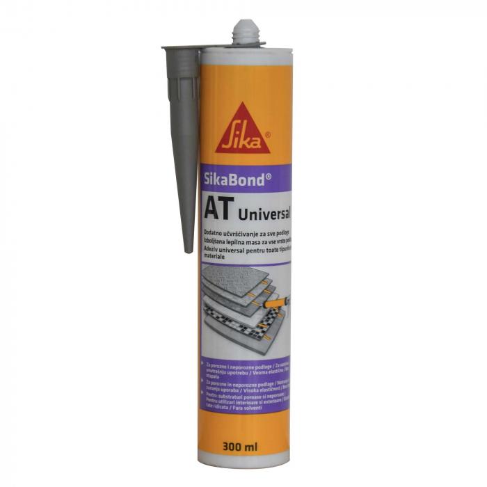Adeziv SikaBond AT Universal, Sika, gri, 300 ml [0]