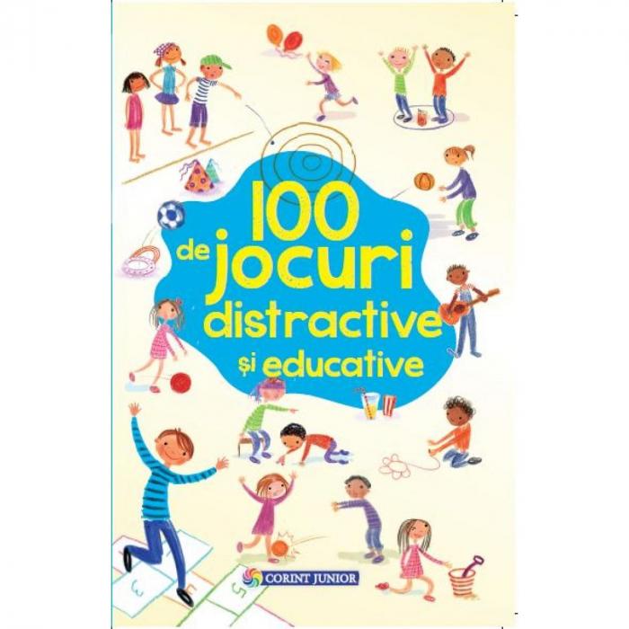 100 de jocuri distractive si educative 0