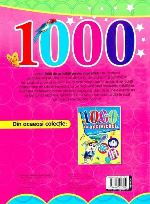 1000 de activitati pentru copii isteti 2 0