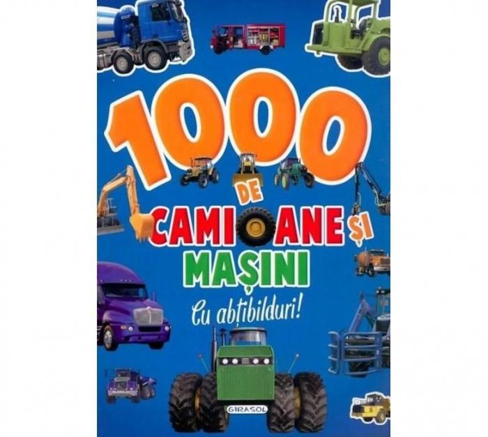 1000 de camioane si masini cu abtibilduri [1]