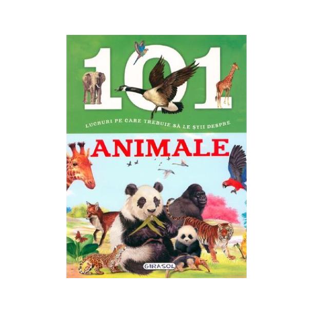 101 lucruri pe care trebuie sa le stii despre animale 0