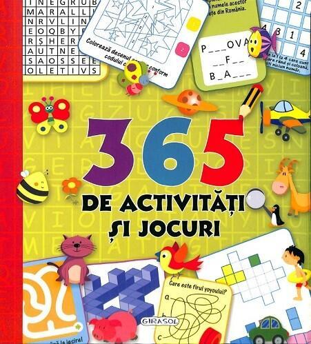 365 de activitati si jocuri [0]
