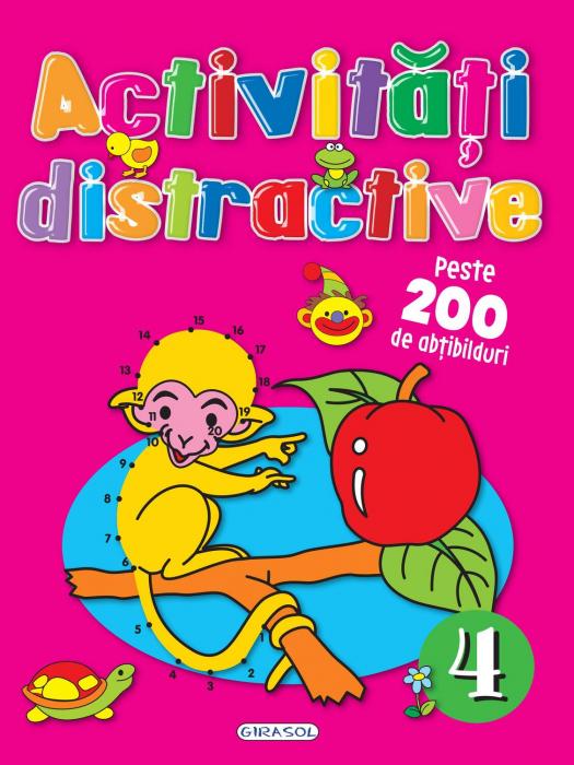 Activitati distractive 4 0