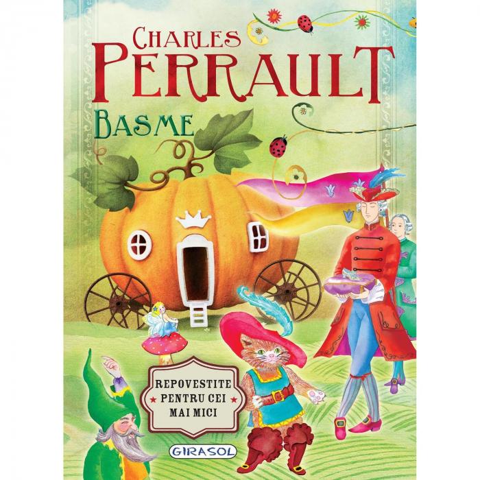 Basme de Charles Perrault [0]